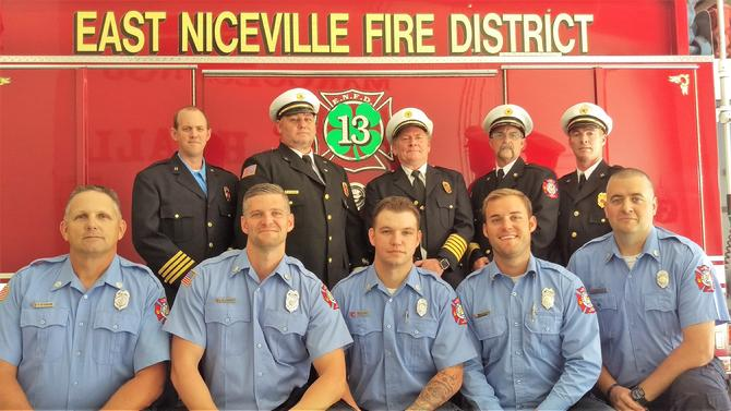 East Niceville Fire District